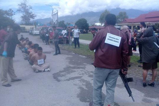 Terdakwa pembantaian Nduga Papua dijerat pasal 340