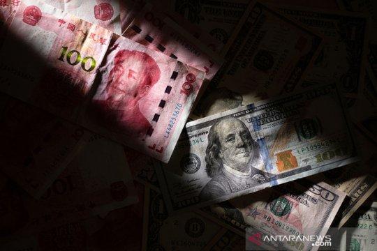 Yuan China melemah 4 poin, jadi 7,0732 per dolar AS