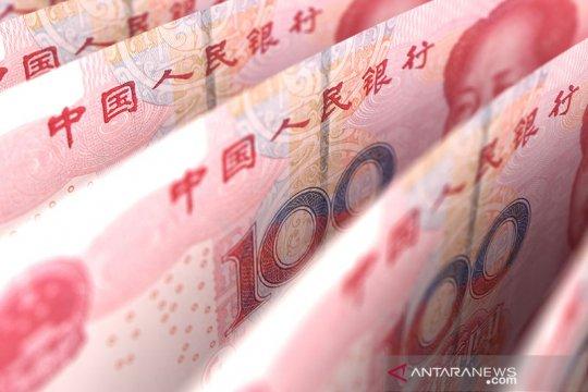 Yuan China berbalik menguat tipis 2 poin terhadap dolar AS