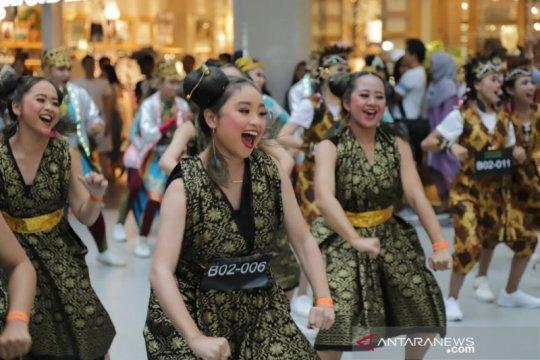Indonesia Menari 2019 sambangi Kota Palembang