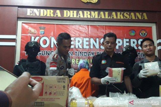 ES mahasiswi asal Makassar target operasi narkoba Polres Nunukan