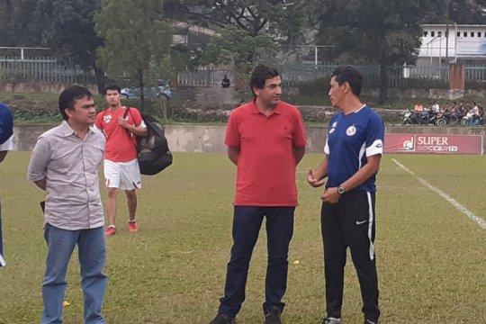 Semen Padang bawa empat pemain asing tandang hadapi Persib Bandung
