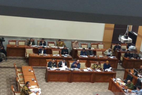 Komisi III DPR pilih lima capim KPK