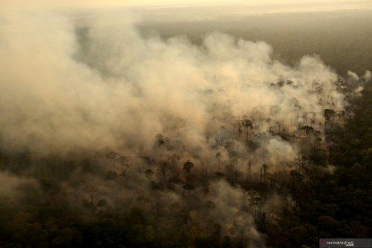 "Menlu Brazil: ""Tidak ada bencana perubahan iklim"""