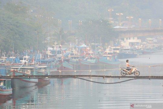 Udara Sumatera Barat sangat tidak sehat