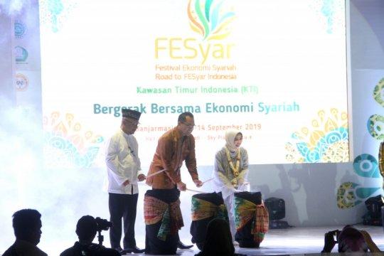 FESyar Sumatera dan KTI 2019 catat transaksi Rp4,71 triliun