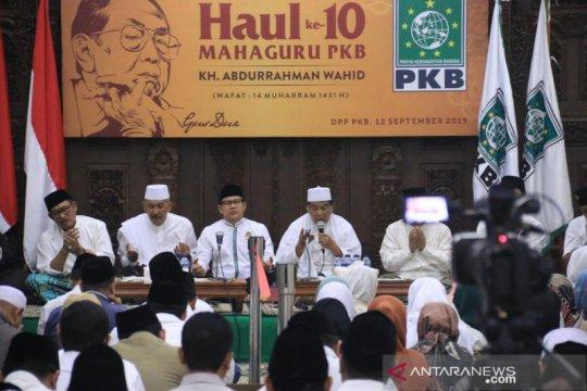 PKB akan tradisikan Haul Gus Dur berdasarkan hitungan hijriyah