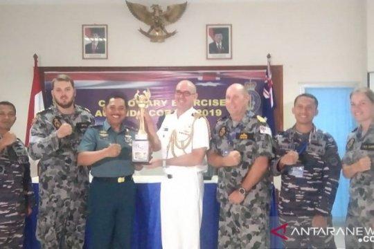 Indonesia-Australia gelar latihan pengamanan maritim bersama di NTT