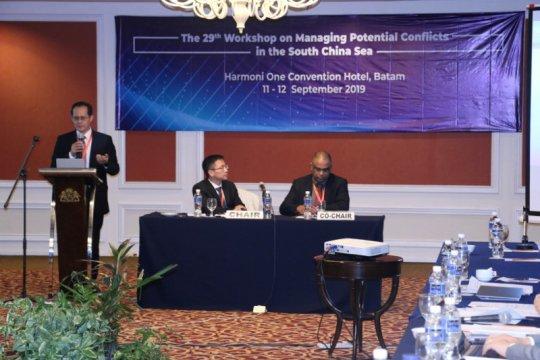 Potensi kolaborasi geopark di Laut China Selatan perlu terus digali