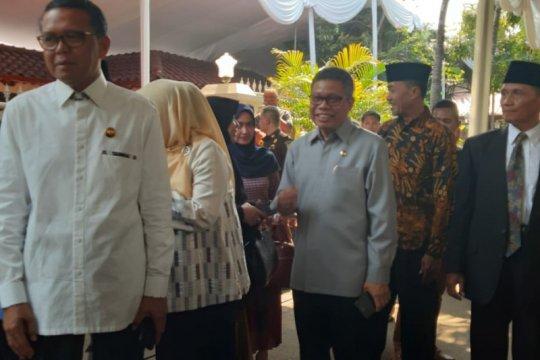 BJ Habibie wafat, Nurdin Abdullah melayat ke rumah duka