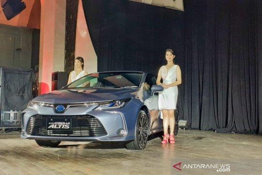 Toyota Corolla generasi ke-12 masuk Indonesia, tersedia varian hybrid