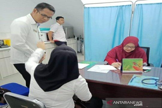 Dua klinik di Medan dapat izin lakukan vaksinasi meningitis