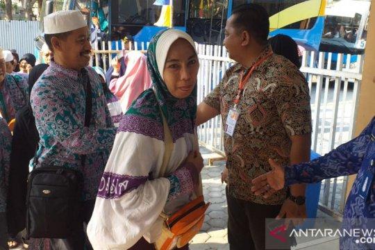 Lima jamaah haji asal Sulteng masih dirawat di Madinah