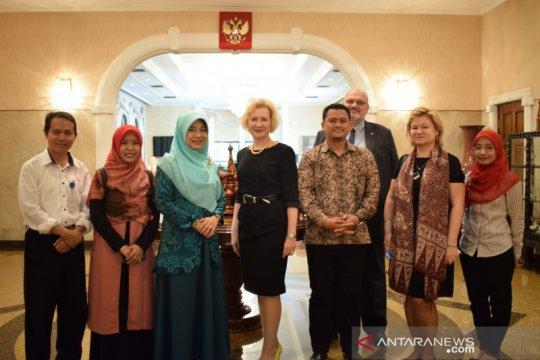 Pemprov NTB dan Dubes Rusia bahas peluang beasiswa