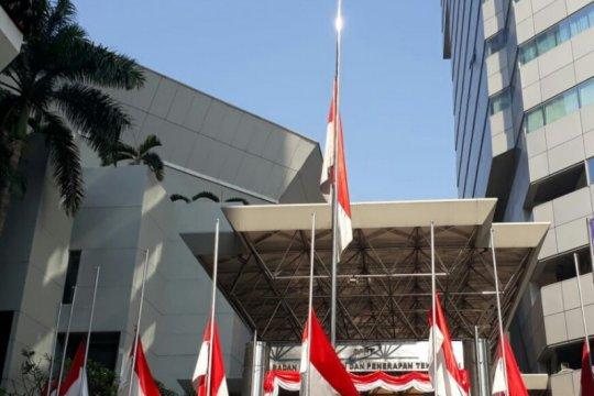Lembaga riset kibarkan bendera setengah tiang untuk BJ Habibie
