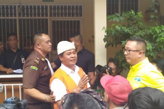 Mantan Wagub Bali didakwa terlibat tindak pidana pencucian uang