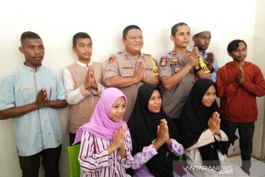 "Polres Indramayu buat sistem ""anak asuh"" bagi pelajar Papua"