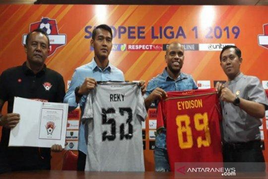 Kalteng Putra boyong dua pemain baru