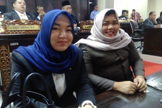 Dua srikandi masuk dalam usulan pimpinan DPRD Kalsel