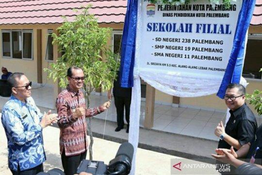 Palembang buka sekolah filial untuk anak jalanan