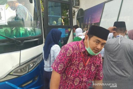 Seorang haji asal Tanjung Balai dirawat di Madinah