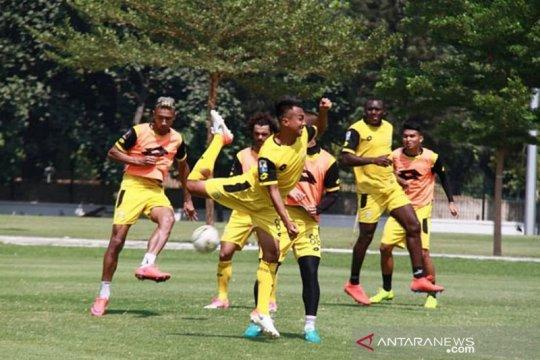Bhayangkara FC tak gentar hadapi pemuncak klasemen Liga 1