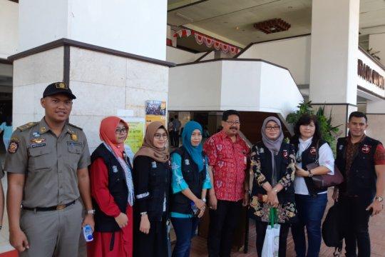 Dua kampus di Surabaya tempat sosialisasi Perda kawasan tanpa rokok