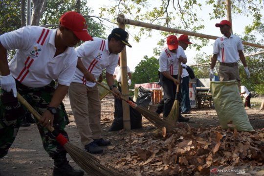 KSOP: 360 orang ikut catat rekor MURI di Kepulauan Seribu