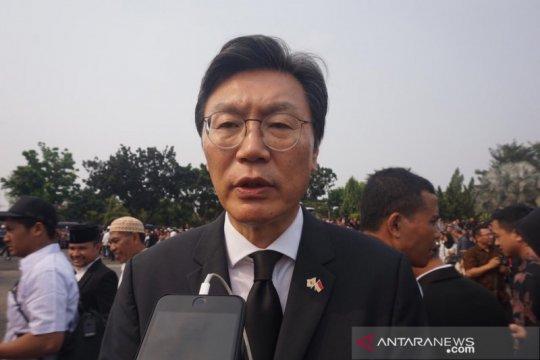 Dubes Kim kenang jasa Habibie pererat hubungan Indonesia-Korsel