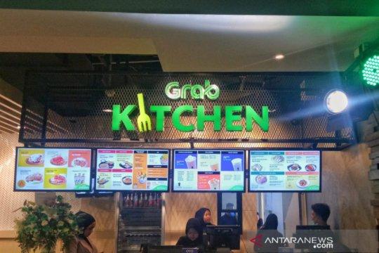 GrabFood ekspansi jaringan pesan-antar makanan GrabKitchen