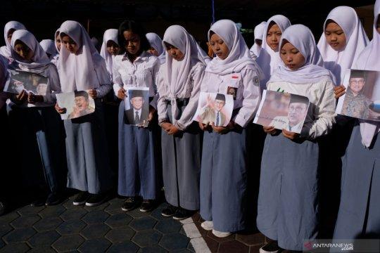 Doa bersama untuk BJ Habibie