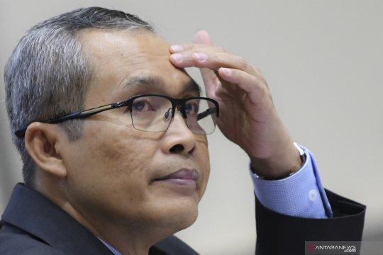 Uji calon pimpinan KPK Alexander Marwata