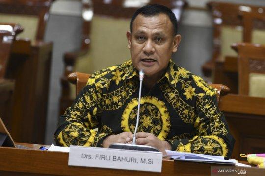 Ketua KPK yang baru, Firli: tanggung jawab dunia akhirat