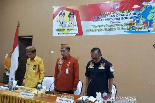 ASN Gorontalo hening cipta untuk Habibie
