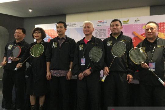 """8th Foo Kok Keong Cup"", ajang reuni legenda bulu tangkis"