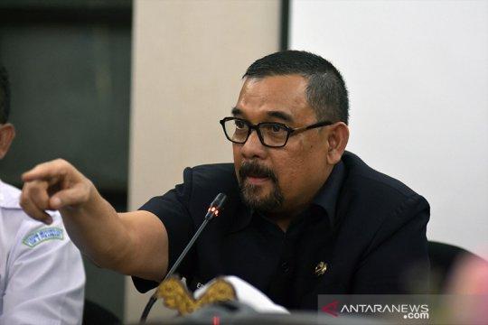 Wagub Riau bantah tudingan kurang responsif tangani karhutla
