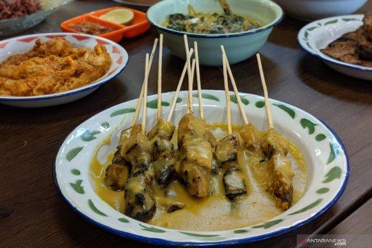 Restoran ini sajikan masakan Padang untuk vegan