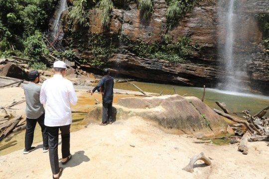Setelah Tangkahan, air terjun Simatutung bakal andalan wisata Sumut