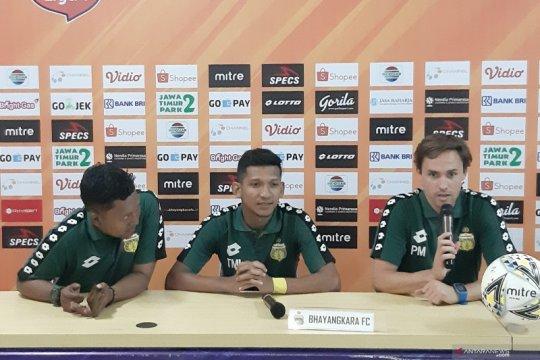 T.M. Ichsan nyatakan setia pada Bhayangkara FC