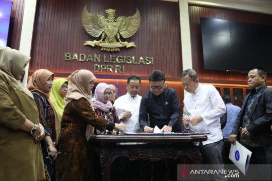 Pemerintah dan DPR sepakat revisi lagi UU MD3