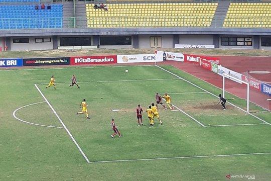 Matos-Hedipo tak mampu bawa Bhayangkara taklukkan Bali United