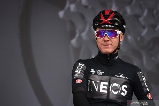Usai cedera, Froome incar titel kelima Tour juga emas Olimpiade