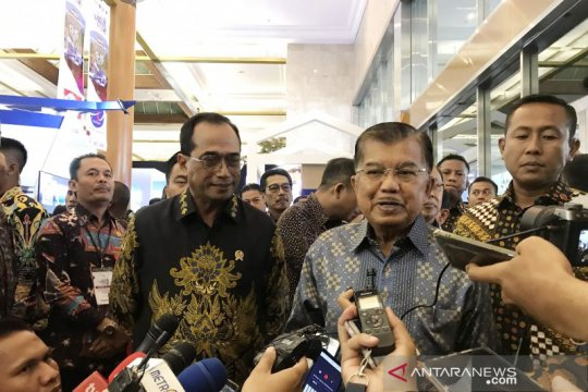 Wapres JK: keterpilihan Ketua baru KPK harus diterima