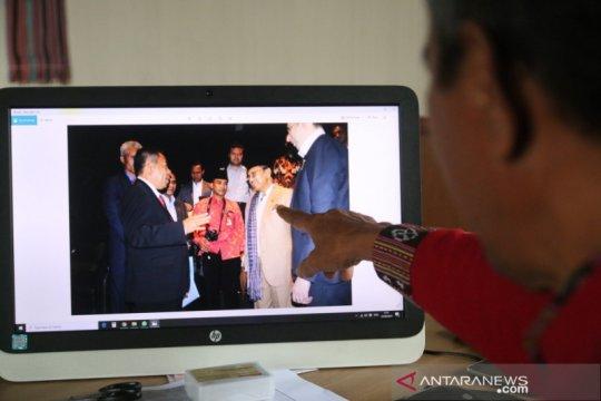 Dubes Timor Leste terharu diperlakukan seperti anak oleh Habibie