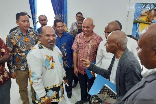 Gubernur Papua minta pemkab berikan pemulihan psikologis mahasiswa