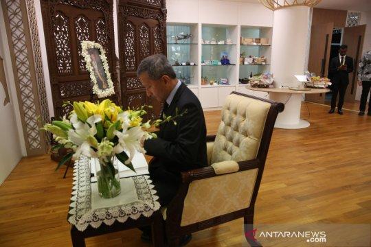 Menlu Singapura sampaikan ucapan belasungkawa atas wafatnya BJ Habibie
