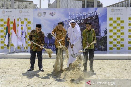 Persiapan Expo 2020 Dubai, pemerintah bangun Paviliun Indonesia