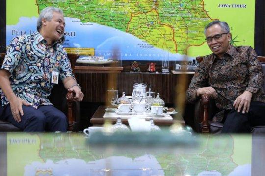 OJK memulai Gerakan Menabung Nasional di Jawa Tengah
