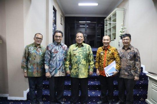 Gubernur Lampung dukung pengembangan energi listrik panas bumi