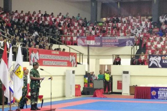 1.066 atlet ikuti Kejurnas Piala Panglima TNI